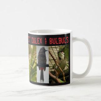 Test Culex & Bulbuls Mug by RoseWrites
