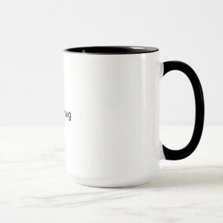 Test, Don't buy it! Mug