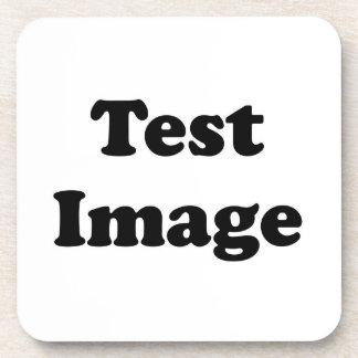 Test Image Beverage Coasters