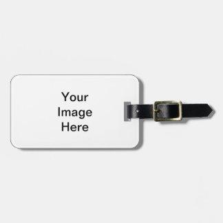 test luggage tag