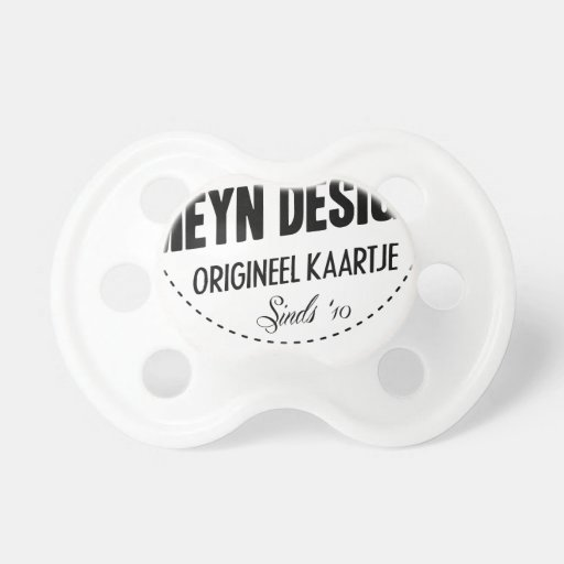 test baby pacifier