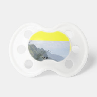 test pacifier