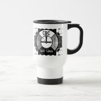 Test Pattern 15 Oz Stainless Steel Travel Mug