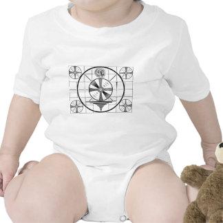 test pattern baby creeper
