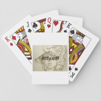 test playing cards