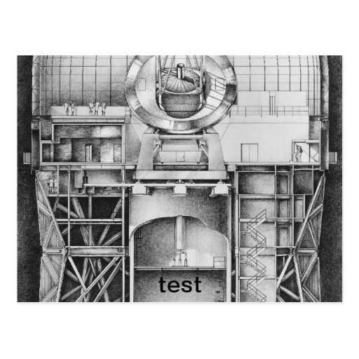 test post card