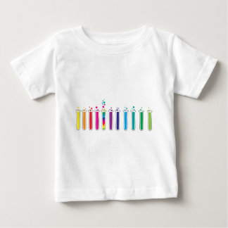 Test Tubes Baby T-Shirt