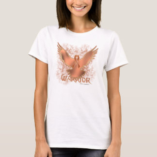Testicular Cancer Eagle Ladies ComfortSoft T-Shirt