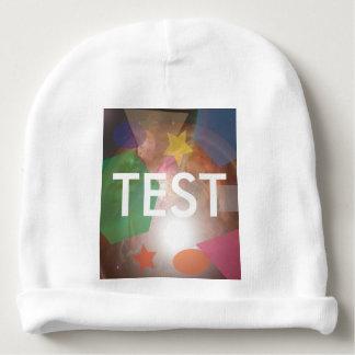 testing geos baby beanie