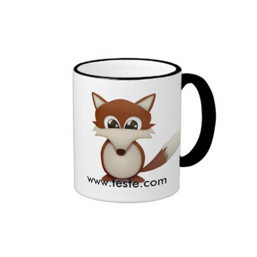 Testing Coffee Mugs