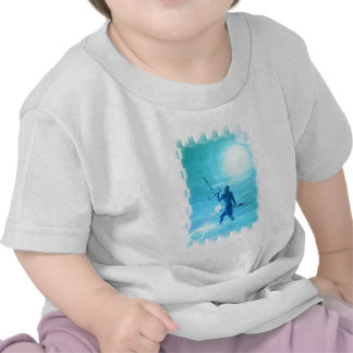 Testing the Wind Baby T-Shirt