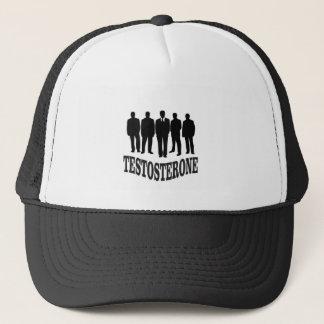 testosterone yeah trucker hat