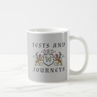 Tests Chimera Blazon Coffee Mug