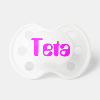 Teta Pacifier