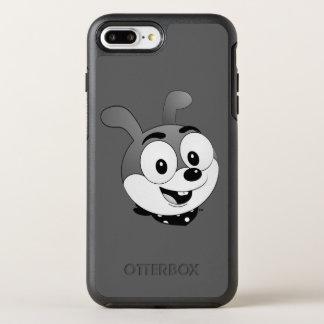 Tête classique de lapin de bande dessinée coque otterbox symmetry pour iPhone 7 plus