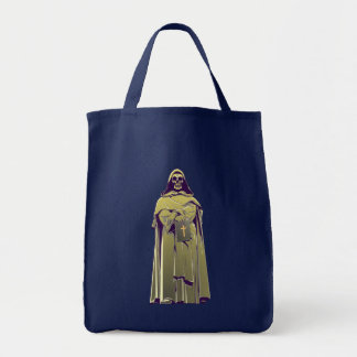 Tête de mort crâne moine skull monk sacs en toile