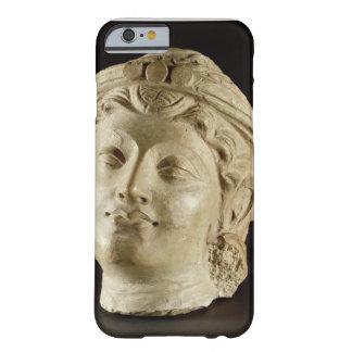 Tête de stuc, Gandhara, ANNONCE du 4ème siècle Coque iPhone 6 Barely There