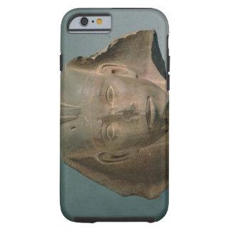 Tête du Roi Djedefre, d'Abu Roash, vieux royaume Coque Tough iPhone 6
