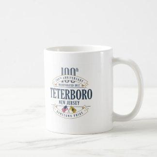 Teterboro, New Jersey 100th Anniversary Mug