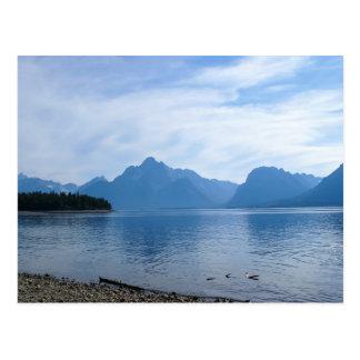 Teton Beauty Postcard