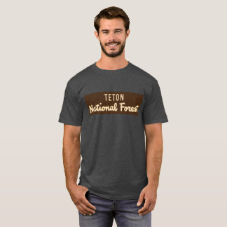 Teton National Forest T-Shirt