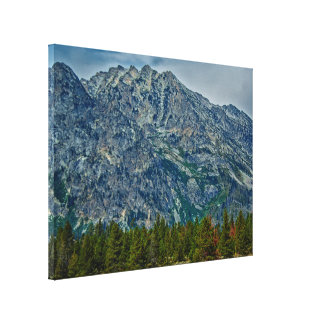 Teton NP 6901 Canvas Print