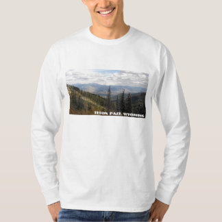 teton pass, Teton Pass, Wyoming Tshirt