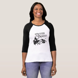 Teton Tango Baseball Jersey T-Shirt