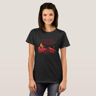Teton Tango Design blk T-Shirt
