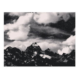 Tetonic Nights Postcard