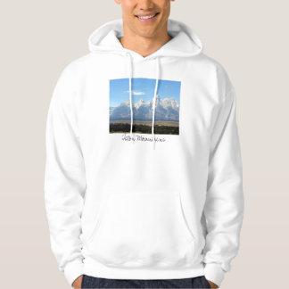 tetons, Teton Mountains Hoodie