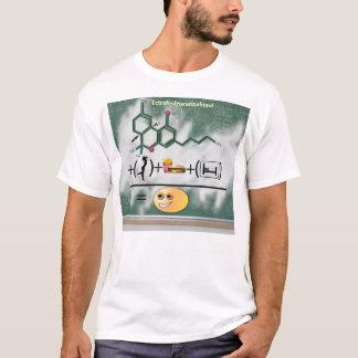 Tetrahydrocannabinol (Green Math) T-Shirt