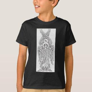 Tetramorph, Black and White T-Shirt