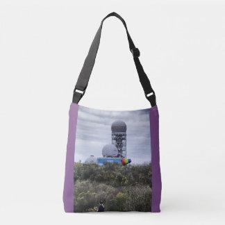 Teufelsberg, BERLIN Crossbody Bag
