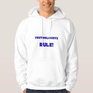 Teuthologists Rule! Hoodie