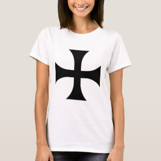 Teutonic Cross #2 T-Shirt