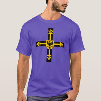 Teutonic Knights Cross T-Shirt