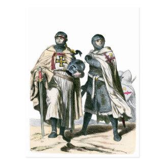 Teutonic Knights Postcards