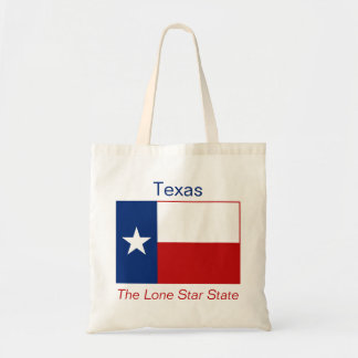 Texan Flag Bag