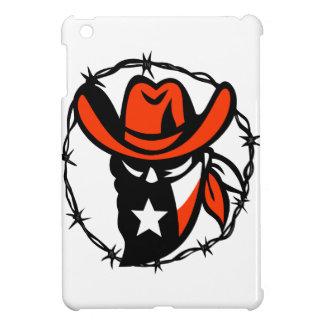 Texan Outlaw Texas Flag Barb Wire Icon Case For The iPad Mini