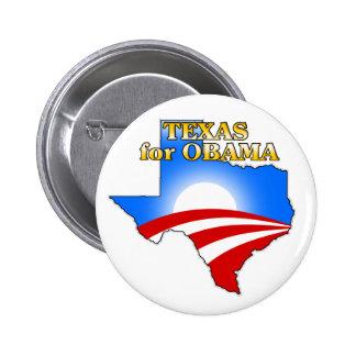 Texas4Obama 2 Inch Round Button
