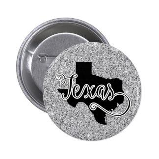 Texas 2 Inch Round Button