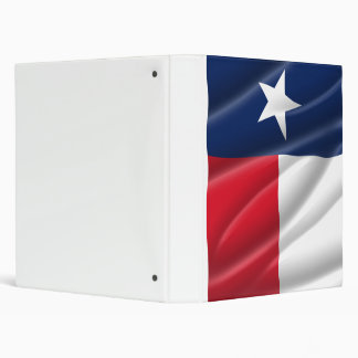 TEXAS 3 RING BINDER