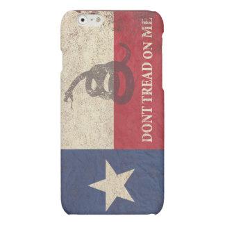 Texas and Gadsden Flag