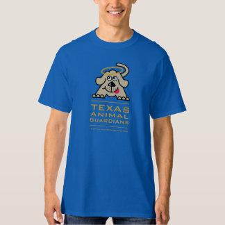 Texas Animal Guardians T-Shirt Logo