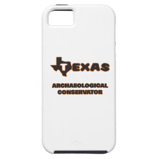 Texas Archaeological Conservator iPhone 5 Case