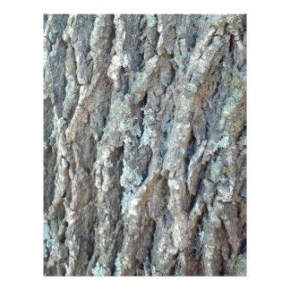 Texas Ash Tree Customized Letterhead