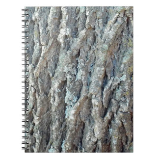 Texas Ash Tree Spiral Notebook