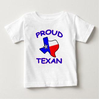Texas Baby Proud Texan Baby T-Shirt