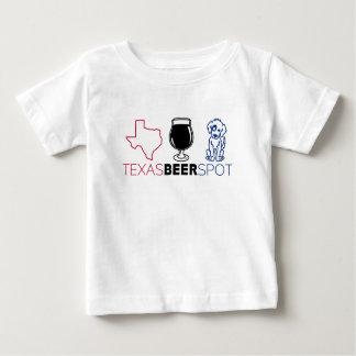 Texas Beer Spot Baby T-Shirt